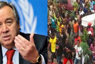 Crise Anglophone au Cameroun: l'ONU annonce l'ouverture d'une enquête sur les meurtres du 1er Octobre