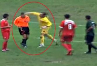 France : Un joueur de 16 ans suspendu 30 ans pour avoir frappé un arbitre