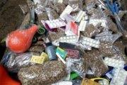Côte d'Ivoire: Adjamé, destruction d'un fumoir où on pouvait s'injecter la drogue par l'anus