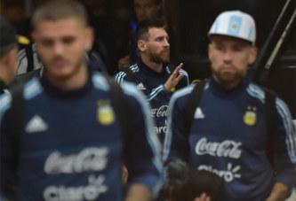 Mondial 2018: Messi interdit les portables à ses coéquipiers avant Equateur-Argentine