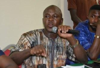 Situation nationale : Pascal zaida élargie son meeting sur toute l'étendue du territoire national