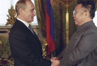 Poutine sait depuis 2001 que la Corée du Nord détient l'arme nucléaire