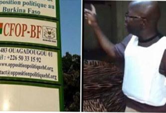 Burkina- Scandale « Tranquillos »: L'opposition exige le «départ immédiat» de Simon Compaoré, ministre de la sécurité