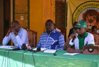 Crise à l'UPC: des militants réclament la démission du ministre Simon Compaoré