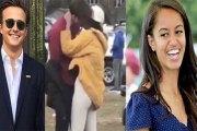 On en sait un peu plus sur le garçon aperçu en train d'embrasser Malia Obama