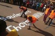 Burkina Faso: Les étudiants débaptisent le Boulevard Charles De Gaulle et le rebaptisent Boulevard Thomas Sankara