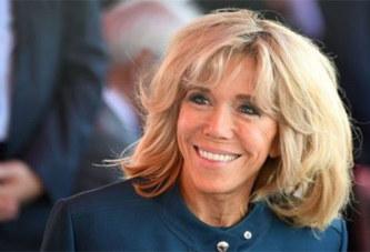 Première dame: Découvrez le salaire colossal de Brigitte Macron à l'Elysée