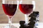 La consommation du vin rouge et du chocolat aide à rester jeune (étude)