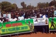 Burkina Faso - Yako: une marche pour exiger la justice pour le Général Gilbert Diendéré