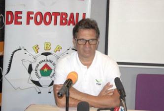 Duarté: « On ne peut pas lutter contre le système…Félicitation à la FIFA »