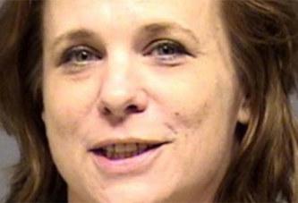 Etats-Unis: Un baiser qui tue au parloir de la prison  Facebook