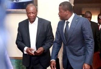 Liberia:A Monrovia, Alpha Condé et Faure Gnassingbé tentent de dénouer la crise post-électorale