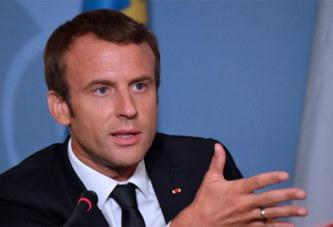 Lettre ouverte à Son excellence monsieur Emmanuel Macron  président de la république française