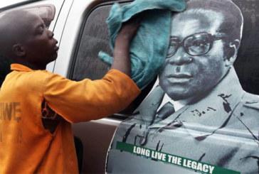 «Robert Mugabe en résidence surveillé m'a dit qu'il allait bien», affirme le président sud-africain Jacob Zuma