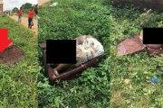 Nigeria: Le corps sans tête d'une jeune fille retrouvé dans une valise (photos)