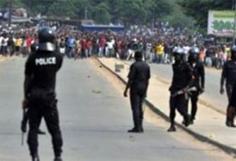 Burkina Faso: Des heurts entre étudiants et forces de l'ordre pendant le discours de Macron