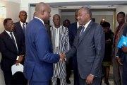 Burkina Faso: Le premier ministre Paul Kaba Thiéba à Abidjan pour une visite de travail