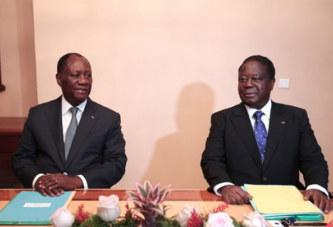Côte d'Ivoire: Au sortir d'un entretien avec Bédié, Ouattara avoue qu'il a eu des difficultés à gérer le premier semestre