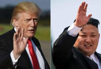 Selon la presse nord-coréenne, Trump «mérite la mort» pour avoir insulté Kim Jong-Un