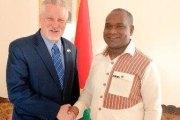 Lutte contre le terrorisme : Les États-Unis confirment leur appui aux Forces de défense et de sécurité du Burkina