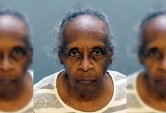 USA: La police arrête une femme de 86 ans pour une tentative de vol