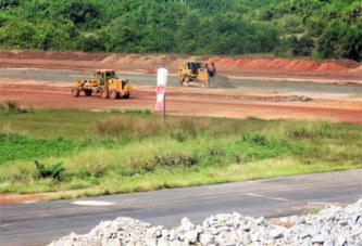 EBOMAF-CI: La réhabilitation de l'aéroport de San Pedro est entrée dans sa phase ultime