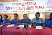 Burkina : L'ANEB suspend son mot d'ordre de grève