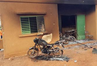 Yatenga : le commissariat de Police de Koumbri a été incendié