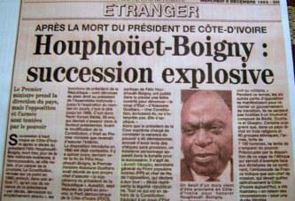 Guerre de succession d'Houphouët-Boigny : quand Bédié a failli faire arrêter Ouattara. Toute l'histoire