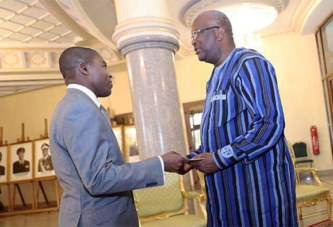 Burkina Faso: Le nouvel ambassadeur canadien, d'origine camerounaise, présente ses lettres de créances