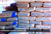 Fada N'Gourma : Du ciment frauduleux saisi