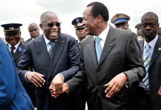 Selon Bernard Doza : « Gbagbo aurait roulé Compaoré dans farine »
