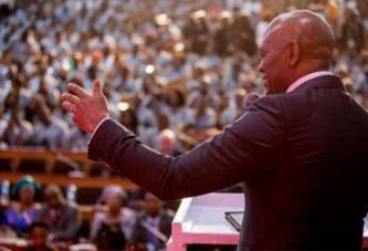 Le PCA du groupe UBA Tony Elumelu reçoit le prestigieux prix Dwight D. Eisenhower