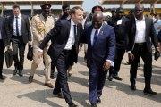 Visite d'Emmanuel Macron au Ghana: Une première pour un président français