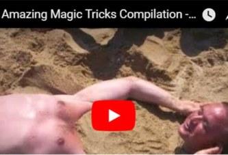 Des magiciens pas comme les autres