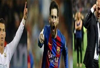 Football : voici les 10 incroyables records battus en 2017 (photos)