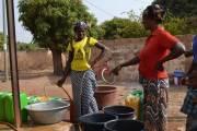 Pénurie d'eau à Ouaga: le Premier ministre a trouvé la panne