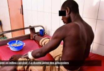Santé en milieu carcéral : La double peine des prisonniers