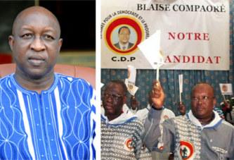 Sortie du Premier ministre sur le CDP et la NAFA: «Paul Kaba ignore tout son mentor politique «