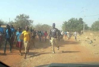Burkina Faso: Les élèves décrètent la désobéissance civile et entrent en résistance!