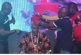Nigéria : Thierry Henry nommé «roi du football» par les Igbos (vidéo`)