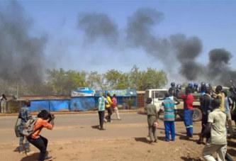 Affrontement entre étudiants à l'Université Ouaga1: un blessé raconte son calvaire