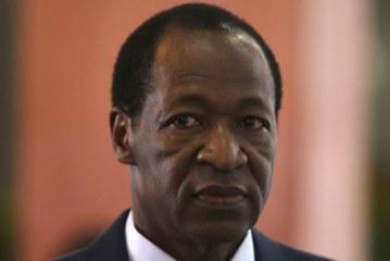 Burkina Faso : Fauché, Blaise Compaoré veut rentrer au pays