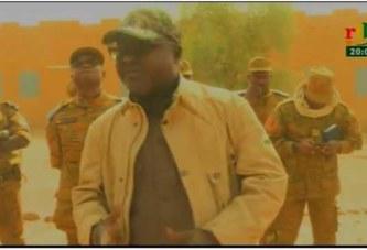 Sahel: Jean-Claude Bouda promet une prime aux militaires opérant dans le nord du Burkina