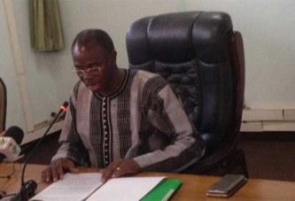 Désignation des membres du Haut conseil du dialogue social : que la CGTB s'en prenne à l'UAS (ministre)
