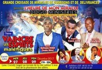 Abidjan/Angré : Dogo Ministries remet le couvert et encore, des phénomènes extraordinaires se produisent