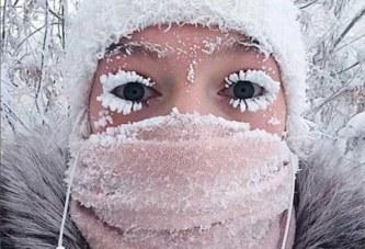 Russie: il a fait -67°C en république de Sakha