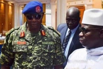 Gambie: De retour d'exil, deux Généraux proches de Jammeh arrêtés