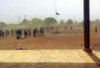 GREVE DANS LE MONDE EDUCATIF : chaude matinée à Koudougou, à Kombissiri et à Boussé