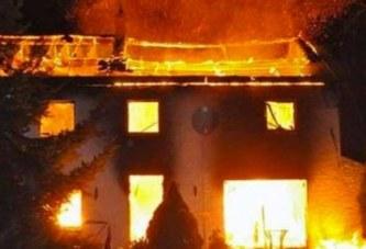 Côte d'Ivoire – Yopougon : Des enfants et leur tante meurent brûlés vifs dans l'incendie du domicile familial